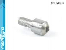 Diamant orovnávací 12 mm x 24 mm pro orovnávaní brusných kotoučů k zažízení DM-286