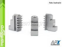Základní čelisti tvrdé vnitřní - 80 mm (APX STW3)