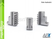 Základní čelisti tvrdé vnější - 160 mm (APX STZ3)