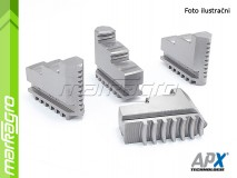 Základní čelisti tvrdé vnější - 160 mm (APX STZ4)