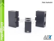 Dělené čelisti měkké horní - 160 mm (APX SGM3)