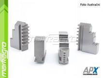 Základní čelisti tvrdé vnitřní - 200 mm (APX STW4)