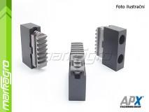 Dělené čelisti měkké - 200 mm (APX SDM3)