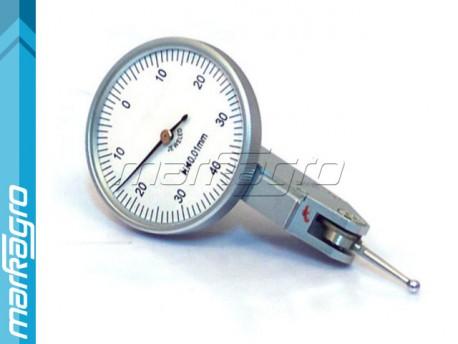 Páčkový číselníkový úchylkoměr 0 - 0,8 mm (560-011)