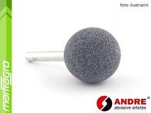 Brusné tělísko kulové - 30 mm x 6 mm, s keramickým pojivem, TYP 5230 - ANDRE (550762)