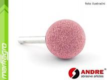 Brusné tělísko kulové - 30 mm x 6 mm, s keramickým pojivem, TYP 5230 - ANDRE (559503)