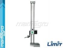 Výškoměr analogový 500 mm, základna 150 x 100 mm - LIMIT (10235-0105)