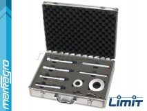 Sada analogových tříbodových dutinoměrů 20 - 50 mm, 7 kusů - LIMIT (12782-0108)