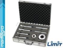 Sada analogových tříbodových dutinoměrů 50 - 100 mm, 7 kusů - LIMIT (12782-0207)