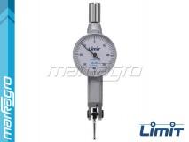 Páčkový číselníkový úchylkoměr 0 - 0,8 mm - LIMIT (2259-0103)