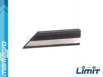 Pravítko nožové 200 mm  - LIMIT (5209-0305)