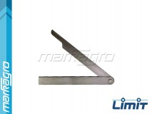 Úhelník nastavitelný se sklopným ramenem 200 mm - LIMIT (2544-1007)