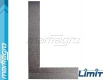 Úhelník plochý zámečnický 200 x 130 mm - LIMIT (2533-1802)