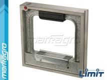 Přesná rámová vodováha 100 x 100 mm - LIMIT (0757-0039)