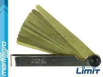 Spároměry 0,05 - 1 mm - LIMIT (6792-1205)