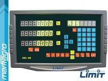 3-osý číslicový indikátor polohy pro frézky DRO-3M - LIMIT (15139-0101)