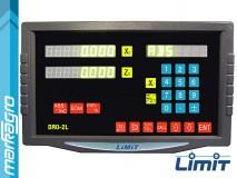 2-osý číslicový indikátor polohy pro soustruhy DRO-2L - LIMIT (15139-0200)