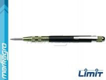 Rýsovací jehla s automatickým mechanismem důlčíu 140 mm - LIMIT (10230-0100)