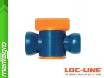 Mezisegmentový ventil - LOC-LINE (39854.1)