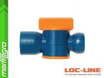 Ventil s vnitřním závitem - LOC-LINE (39853.1)