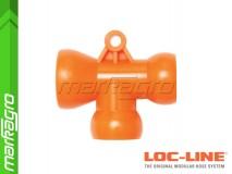 "Rozbočka ""T"" 1/2"" - LOC-LINE (59875.1)"