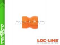 """Segment s vnitřním závitem SAE 3/8"""" - závit 5/8-18 - LOC-LINE (59873.1)"""